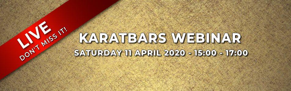 Karatbars Webinar
