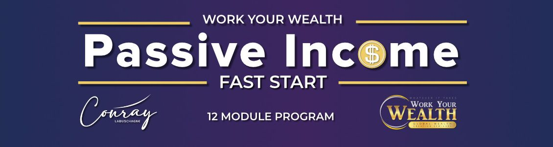 Passive Income Fast Start